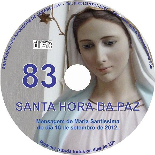 CD SANTA HORA DA PAZ 083