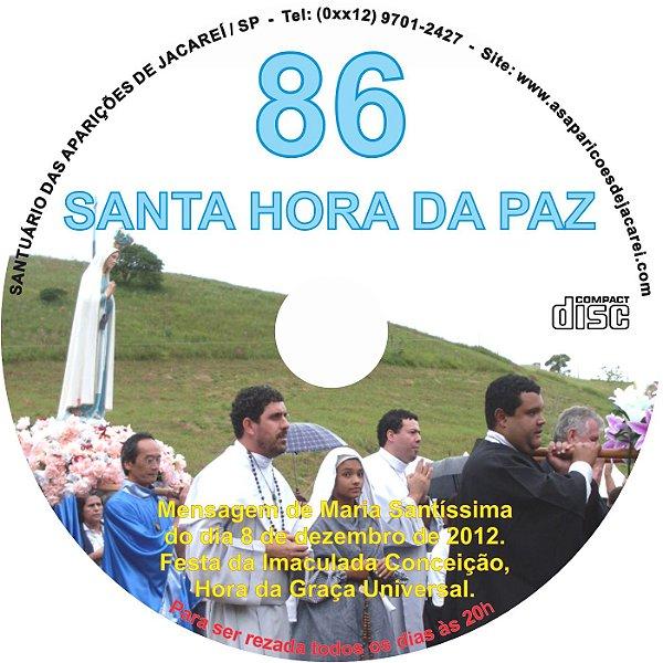 CD SANTA HORA DA PAZ 086