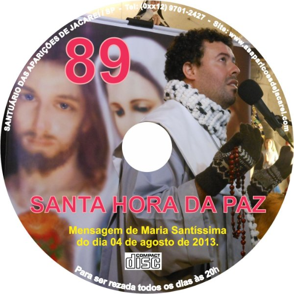 CD SANTA HORA DA PAZ 089