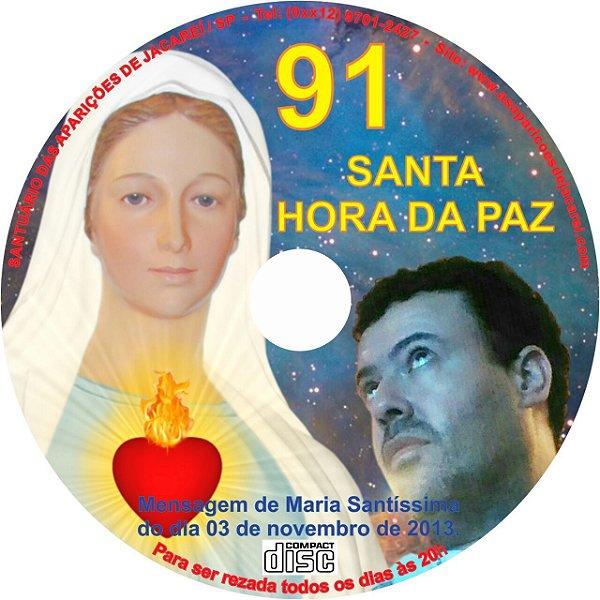 CD SANTA HORA DA PAZ 091