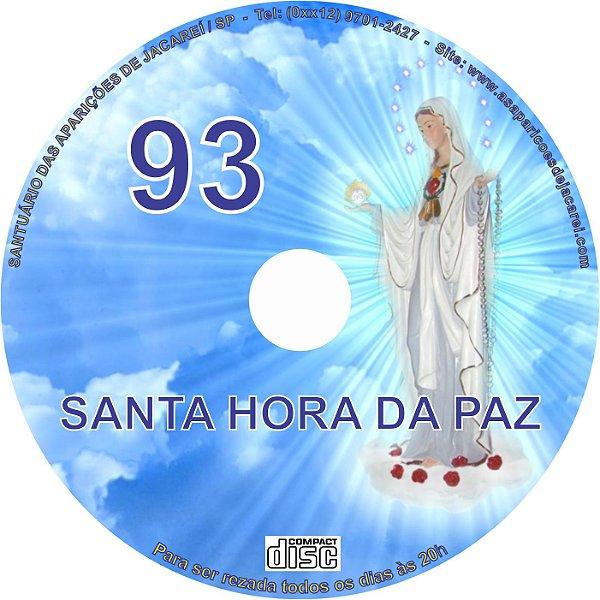 CD SANTA HORA DA PAZ 093