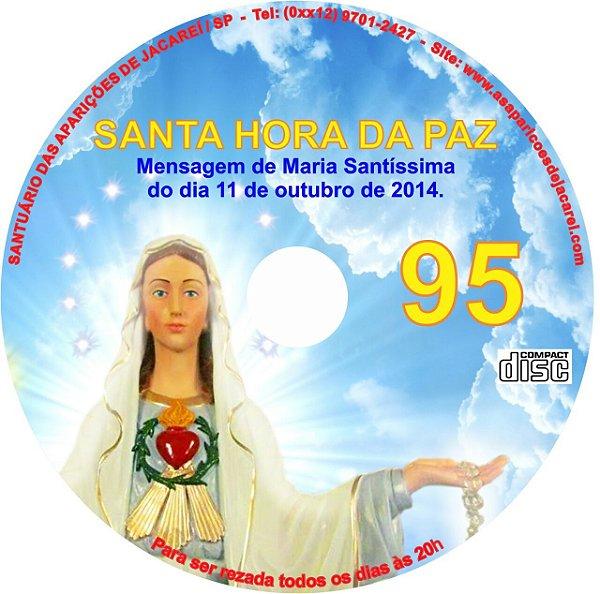 CD SANTA HORA DA PAZ 095