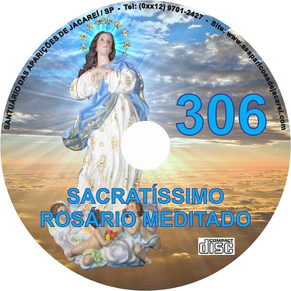 CD ROSÁRIO MEDITADO 306