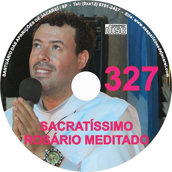CD ROSÁRIO MEDITADO 327