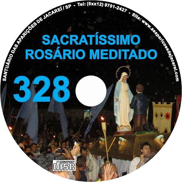 CD ROSÁRIO MEDITADO 328