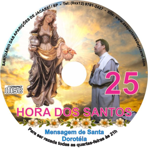 CD HORA DOS SANTOS 25