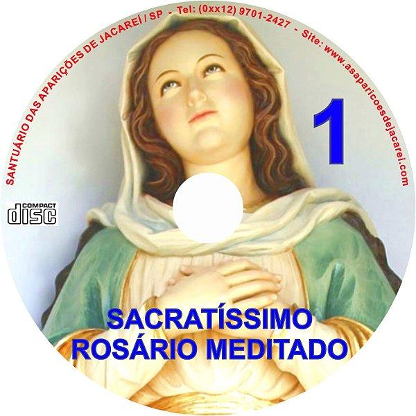 CD ROSÁRIO MEDITADO 001
