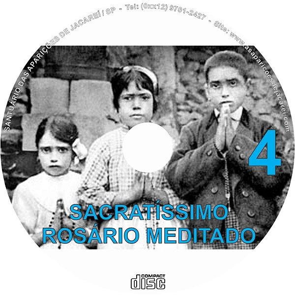 CD ROSÁRIO MEDITADO 004
