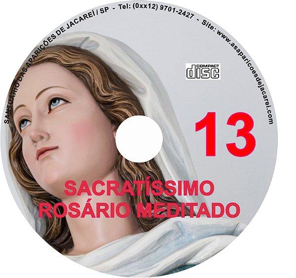 CD ROSÁRIO MEDITADO 013