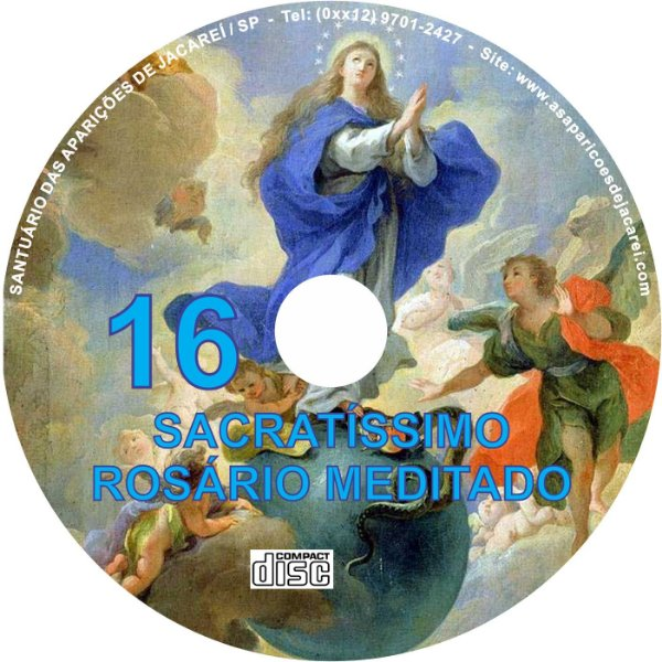 CD ROSÁRIO MEDITADO 016