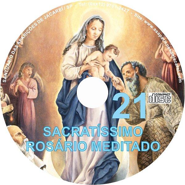 CD ROSÁRIO MEDITADO 021