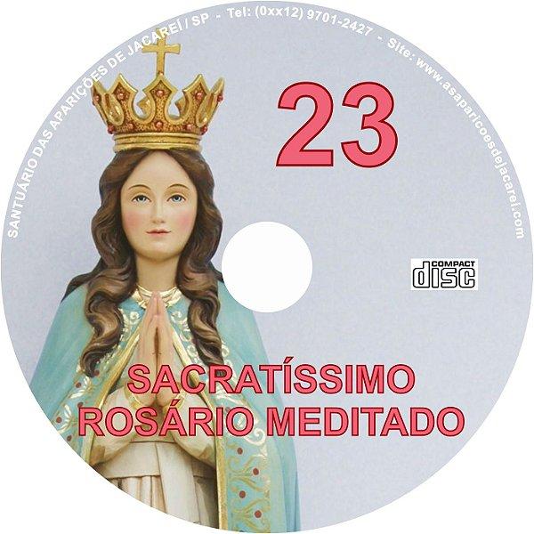 CD ROSÁRIO MEDITADO 023