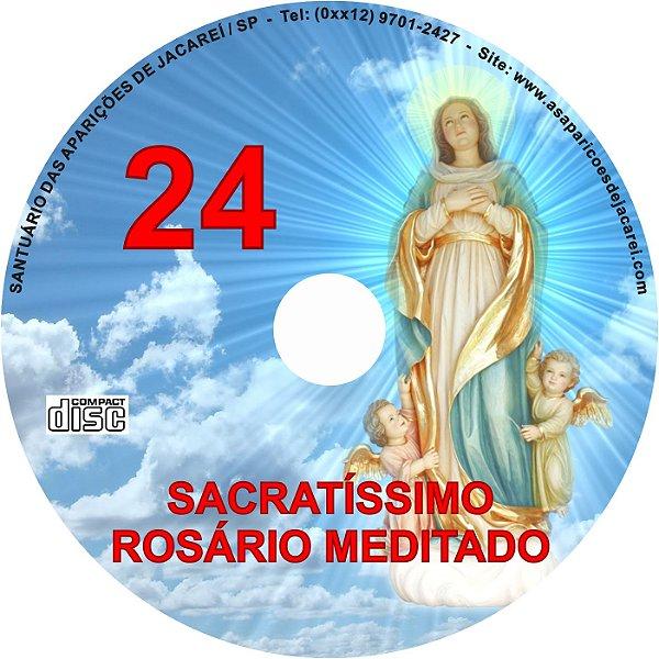CD ROSÁRIO MEDITADO 024