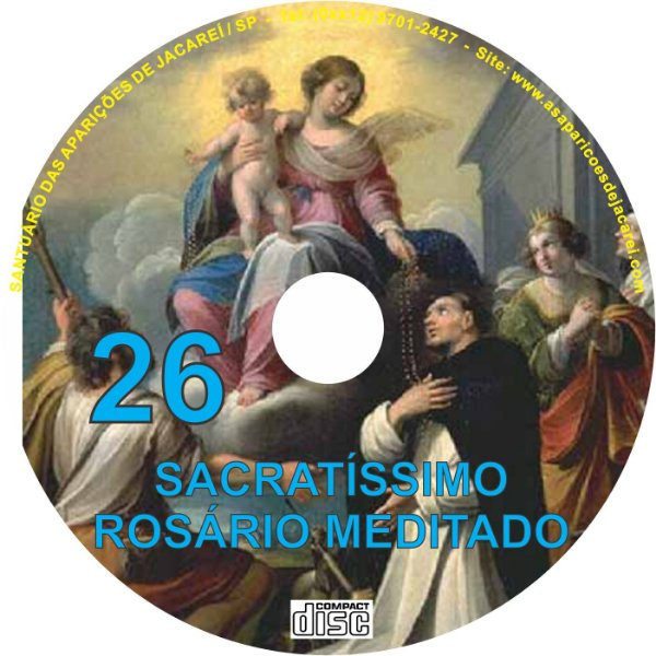 CD ROSÁRIO MEDITADO 026