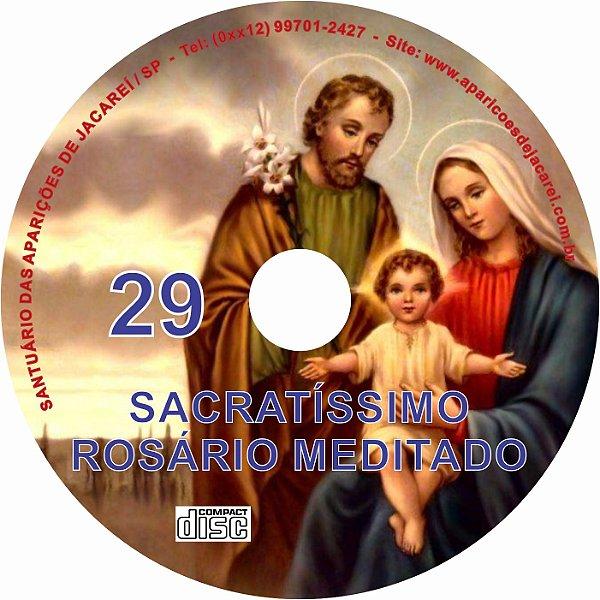 CD ROSÁRIO MEDITADO 029