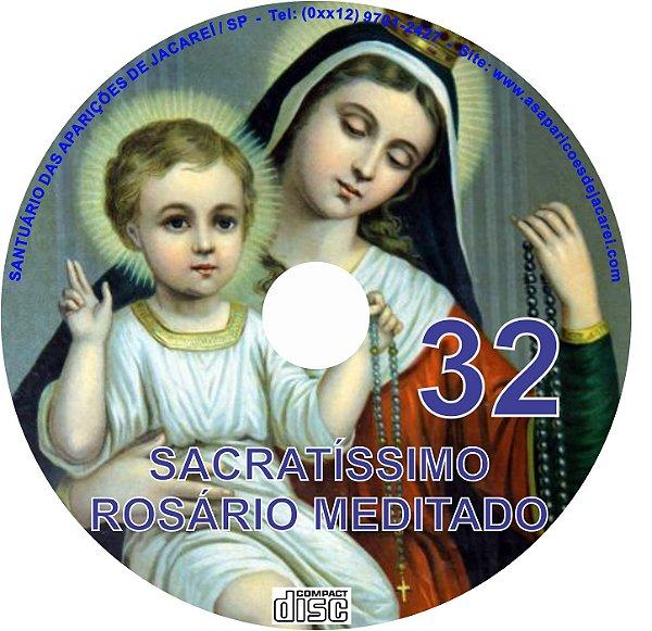 CD ROSÁRIO MEDITADO 032