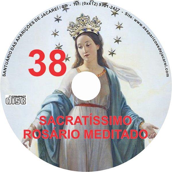 CD ROSÁRIO MEDITADO 038