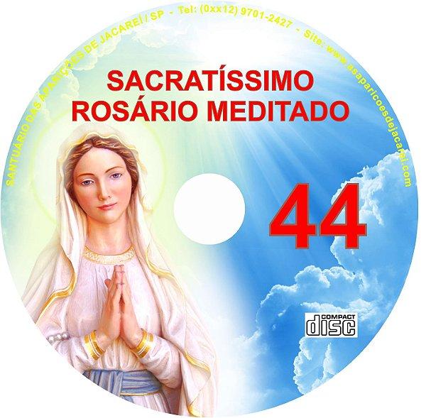 CD ROSÁRIO MEDITADO 044