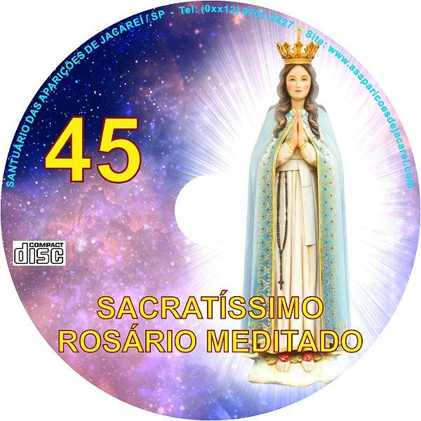 CD ROSÁRIO MEDITADO 045