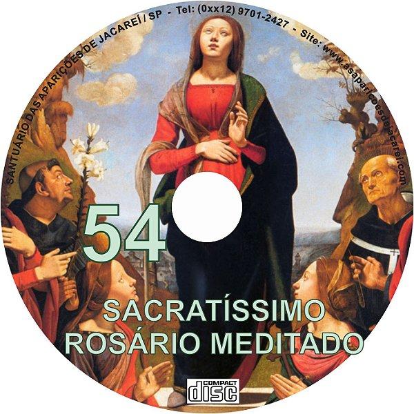 CD ROSÁRIO MEDITADO 054