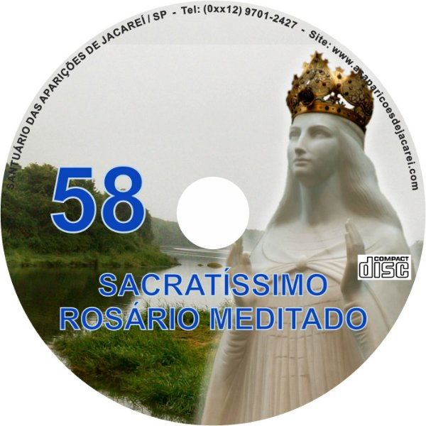 CD ROSÁRIO MEDITADO 058