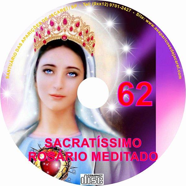 CD ROSÁRIO MEDITADO 062