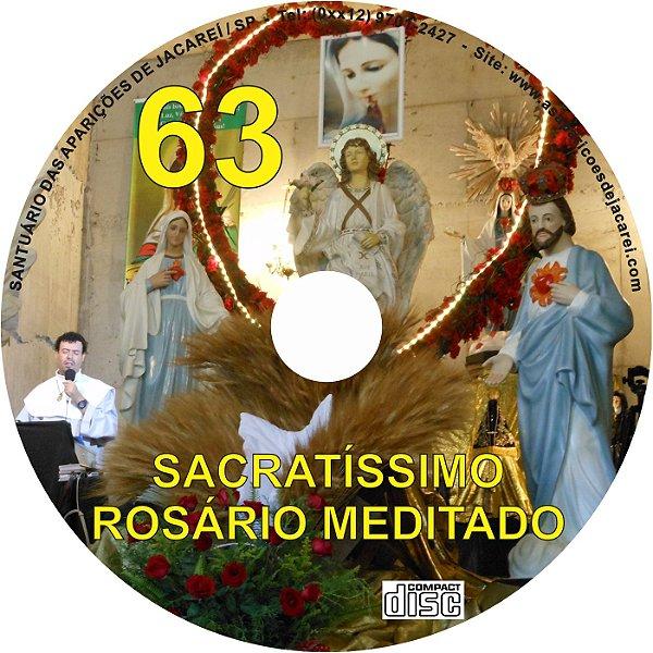 CD ROSÁRIO MEDITADO 063