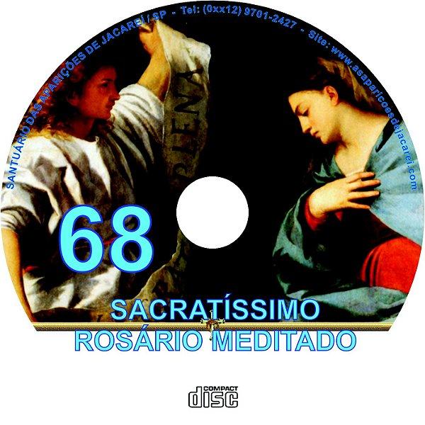 CD ROSÁRIO MEDITADO 068