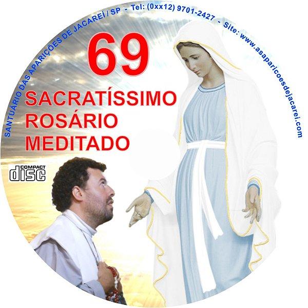 CD ROSÁRIO MEDITADO 069