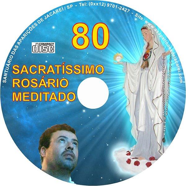 CD ROSÁRIO MEDITADO 080