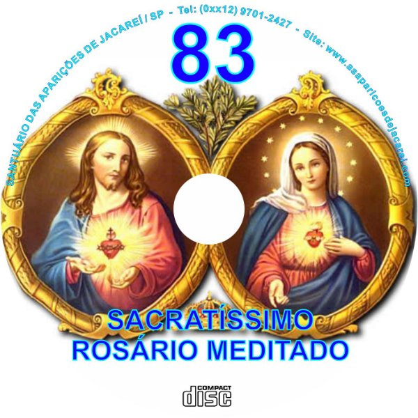 CD ROSÁRIO MEDITADO 083