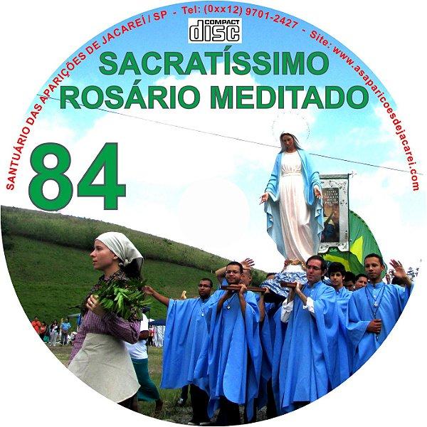 CD ROSÁRIO MEDITADO 084