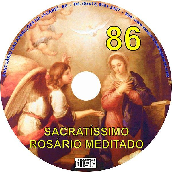 CD ROSÁRIO MEDITADO 086