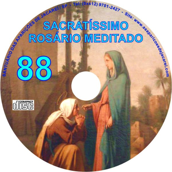 CD ROSÁRIO MEDITADO 088