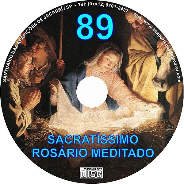 CD ROSÁRIO MEDITADO 089