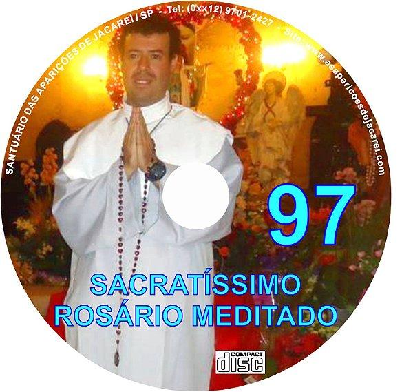 CD ROSÁRIO MEDITADO 097