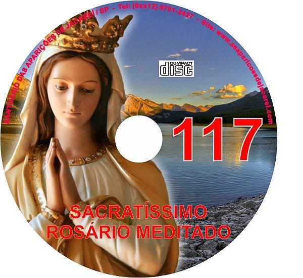 CD ROSÁRIO MEDITADO 117