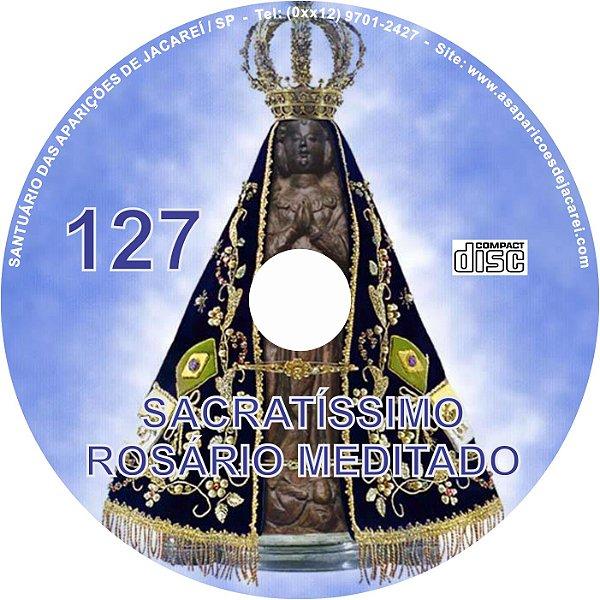 CD ROSÁRIO MEDITADO 127