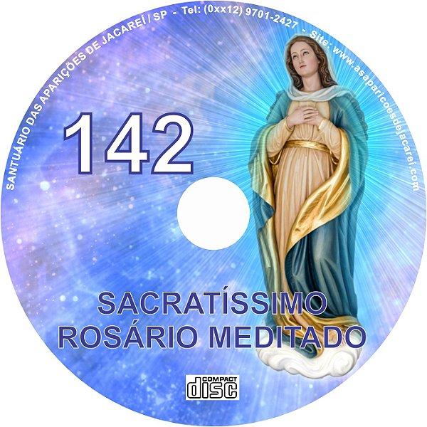 CD ROSÁRIO MEDITADO 142