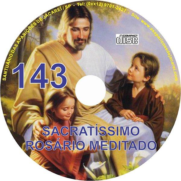 CD ROSÁRIO MEDITADO 143