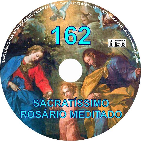 CD ROSÁRIO MEDITADO 162