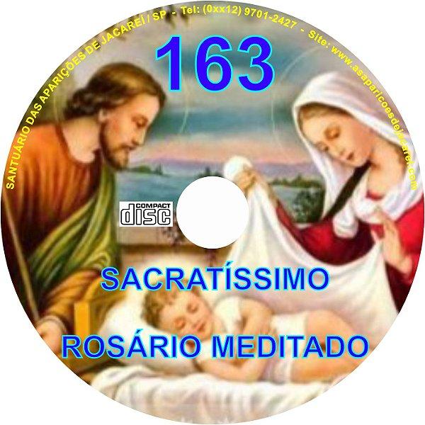 CD ROSÁRIO MEDITADO 163
