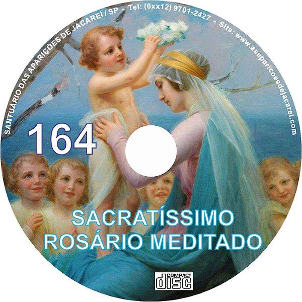 CD ROSÁRIO MEDITADO 164