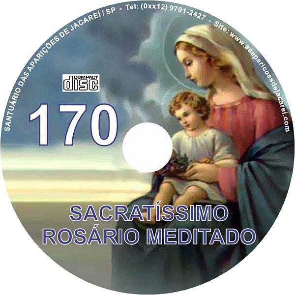 CD ROSÁRIO MEDITADO 170