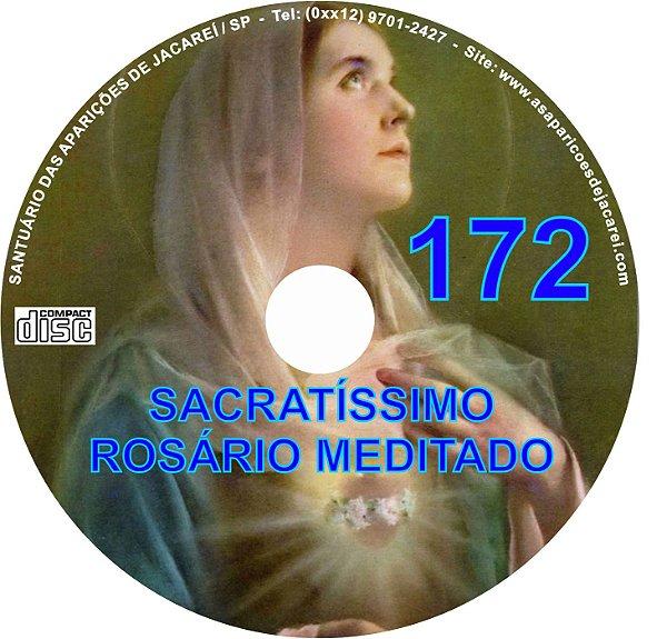 CD ROSÁRIO MEDITADO 172