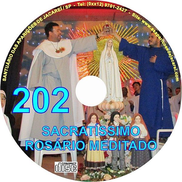 CD ROSÁRIO MEDITADO 202