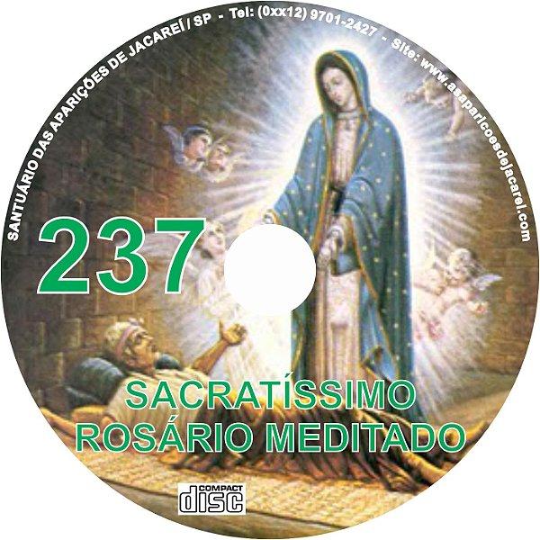 CD ROSÁRIO MEDITADO 237