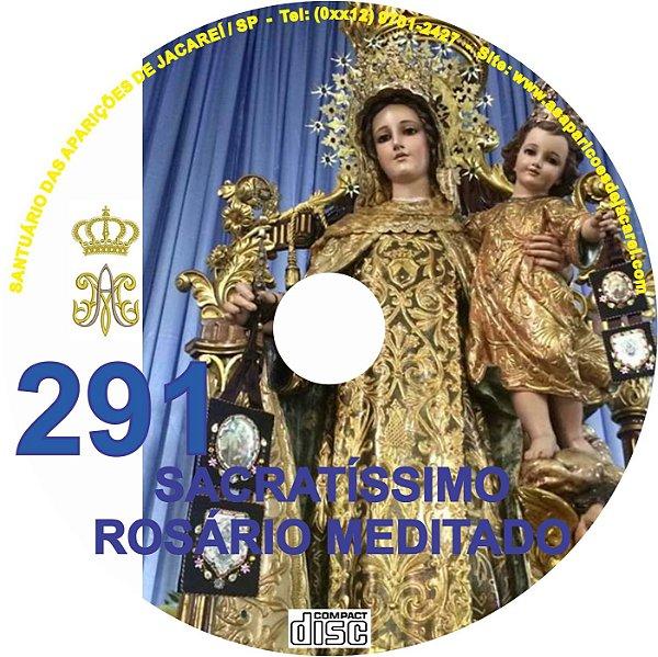 CD ROSÁRIO MEDITADO 291