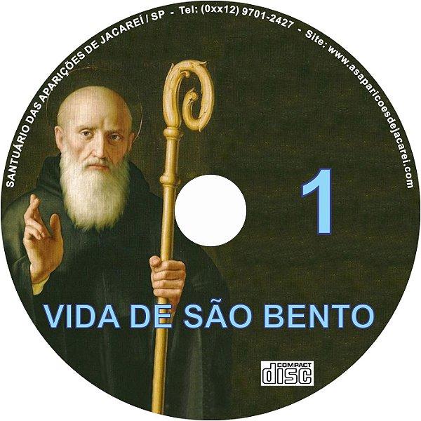 CD VIDA DE SÃO BENTO 01