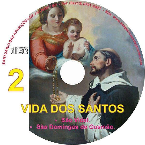 CD VIDA DOS SANTOS 02